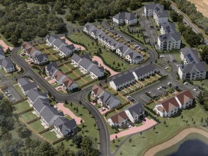 Estate Development - Craibstone